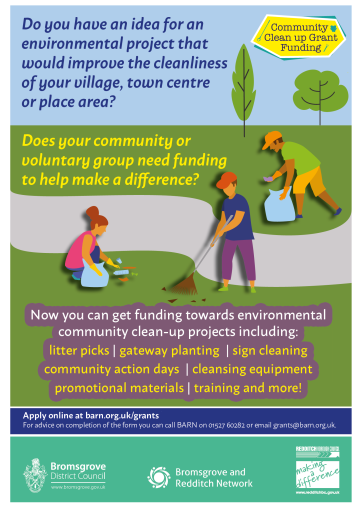 community-clean-up-poster 2020